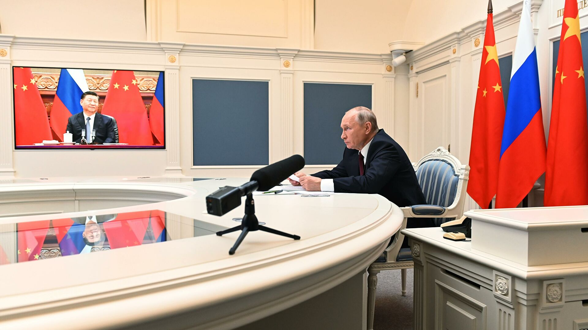 Русија и Кина продужиле Споразум о добросуседству, пријатељству и сарадњи