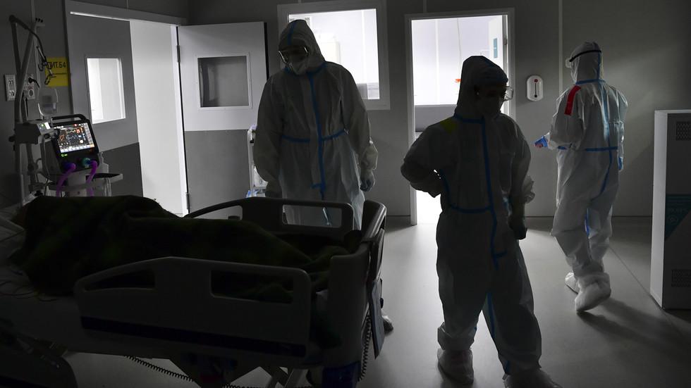 """РТ: У Русији највећи број смртних случајева од почетка пандемије, док се земља бори са наглим порастом случајева """"делта"""" варијанте"""