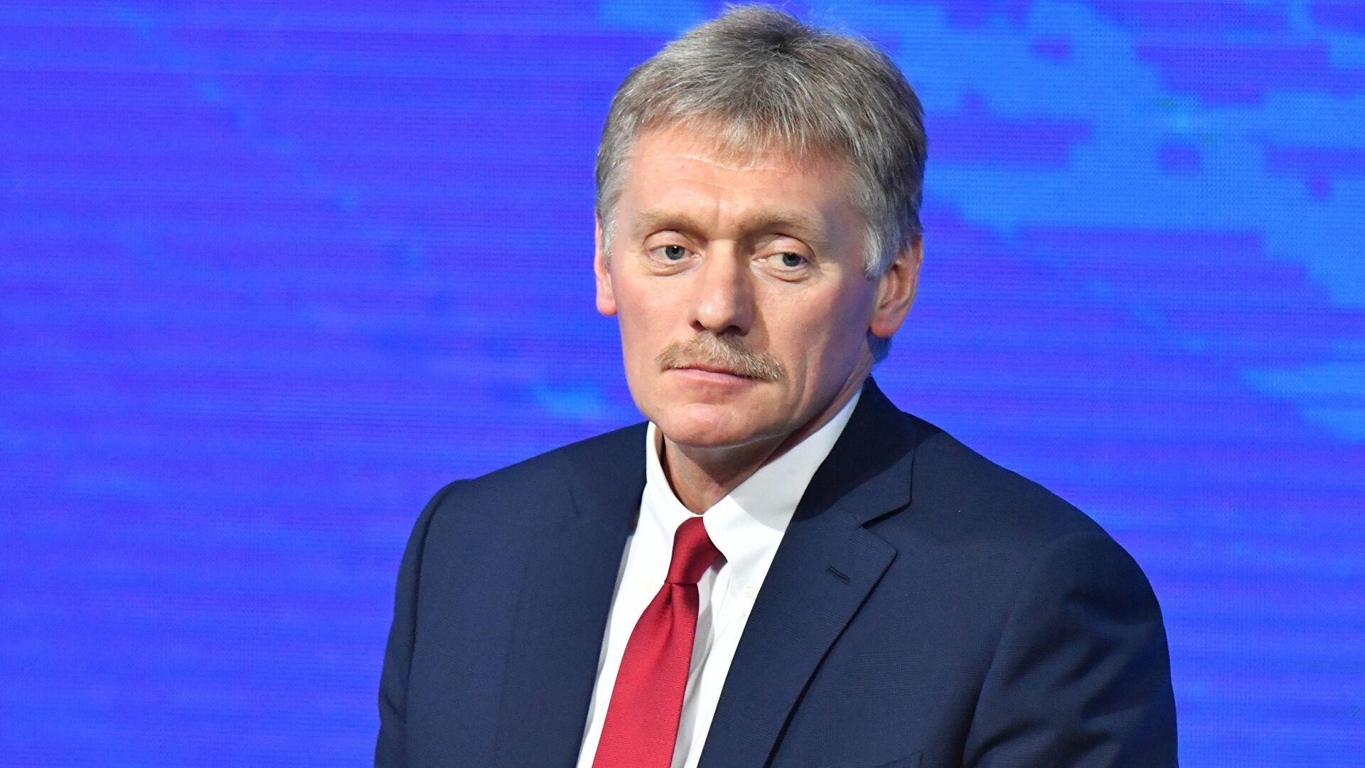 """Peskov: Moskva spremna da pozdravi neke tačke sporazuma SAD i Nemačke o """"Severnom toku 2"""", ali određene odredbe pokreću pitanja"""