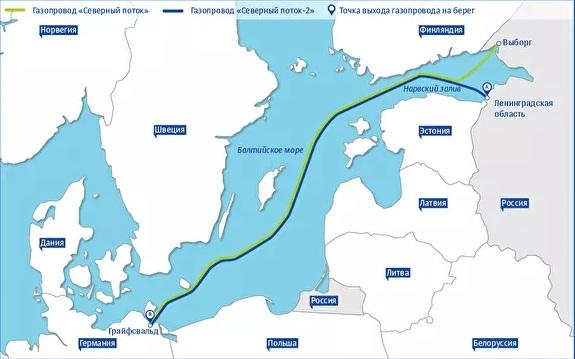 """Moskva:  """"Severni tok 2"""" će uskoro biti pušten, više ništa neće ugroziti završetak tog projekta"""