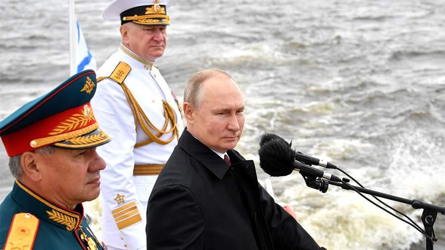 Путин: Русија способна да пронађе и зада ударац било ком непријатељу