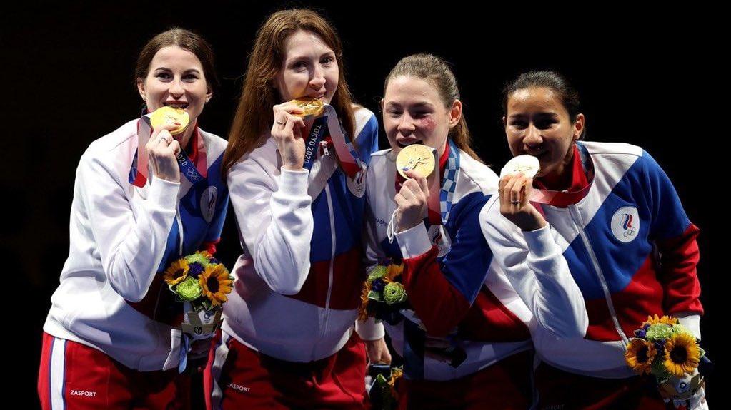 """""""Zgromićemo vas"""" - slogan ruskog olimpijskog tima"""