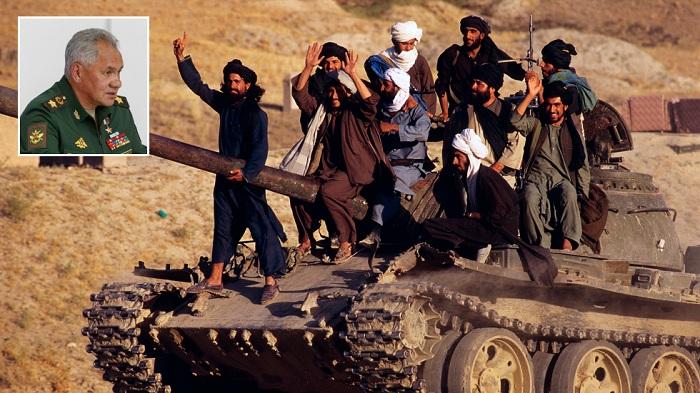 РТ: Tалибани потпуно контролишу границе Авганистана са Узбекистаном и Таџикистаном, наводи руски министар одбране