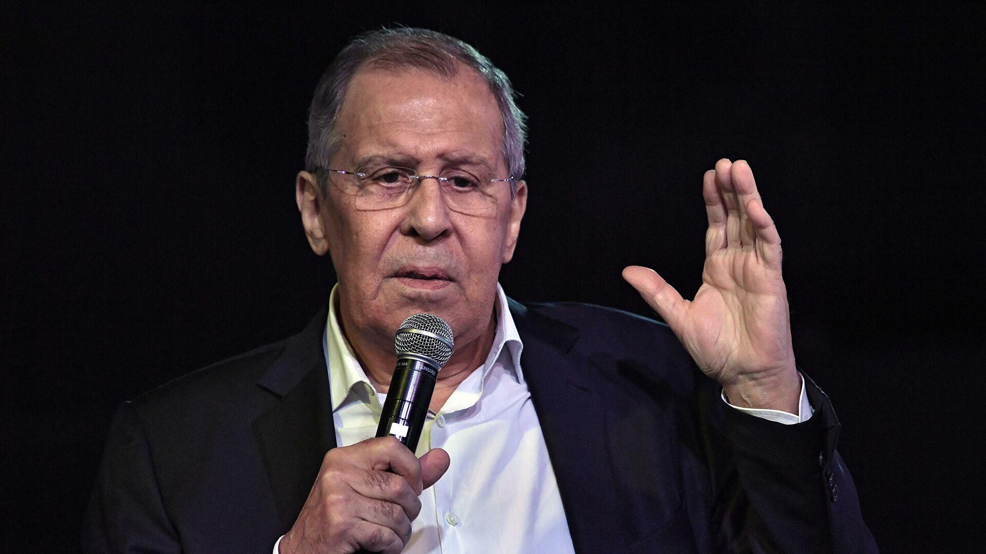 Лавров: Поступци западних земаља научили су нас да се Русија у свом развоју мора ослањати првенствено на себе