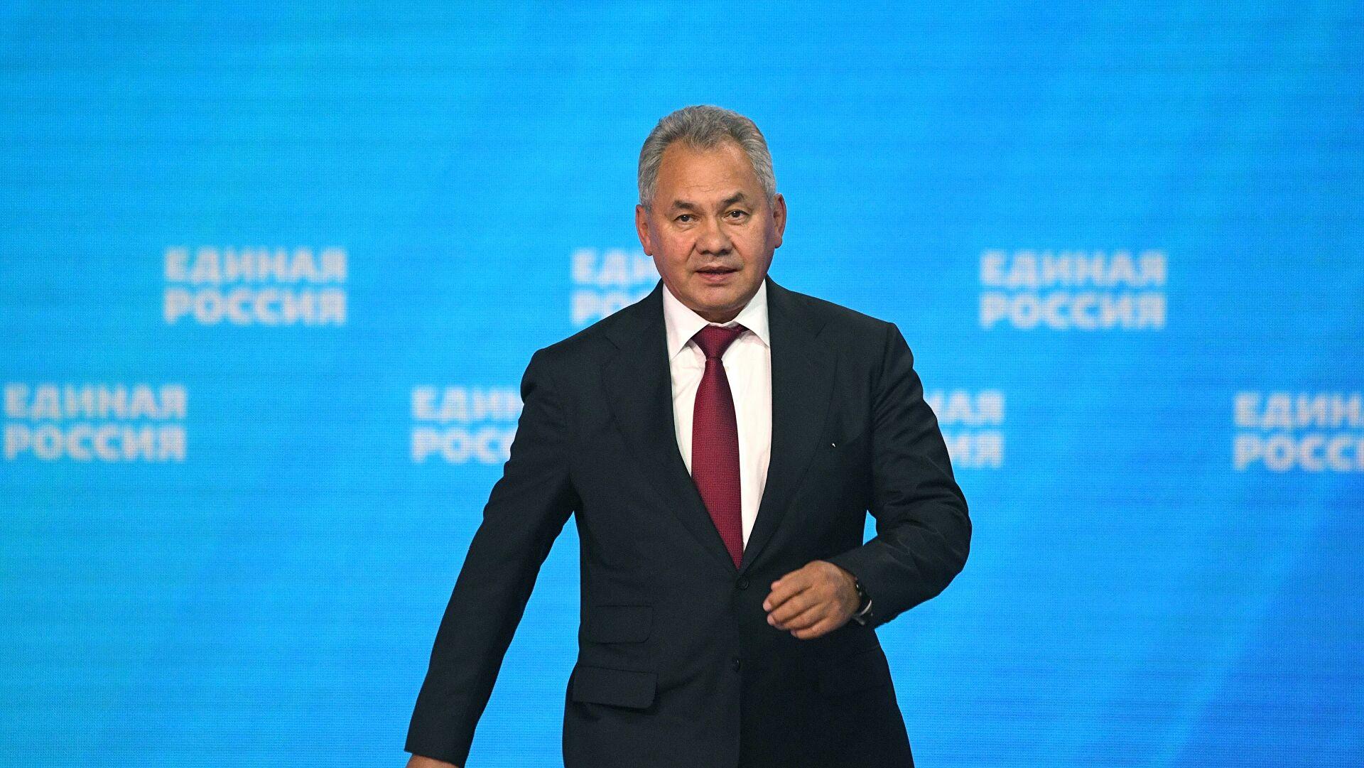 Шојгу: Украјина не представља претњу Русији