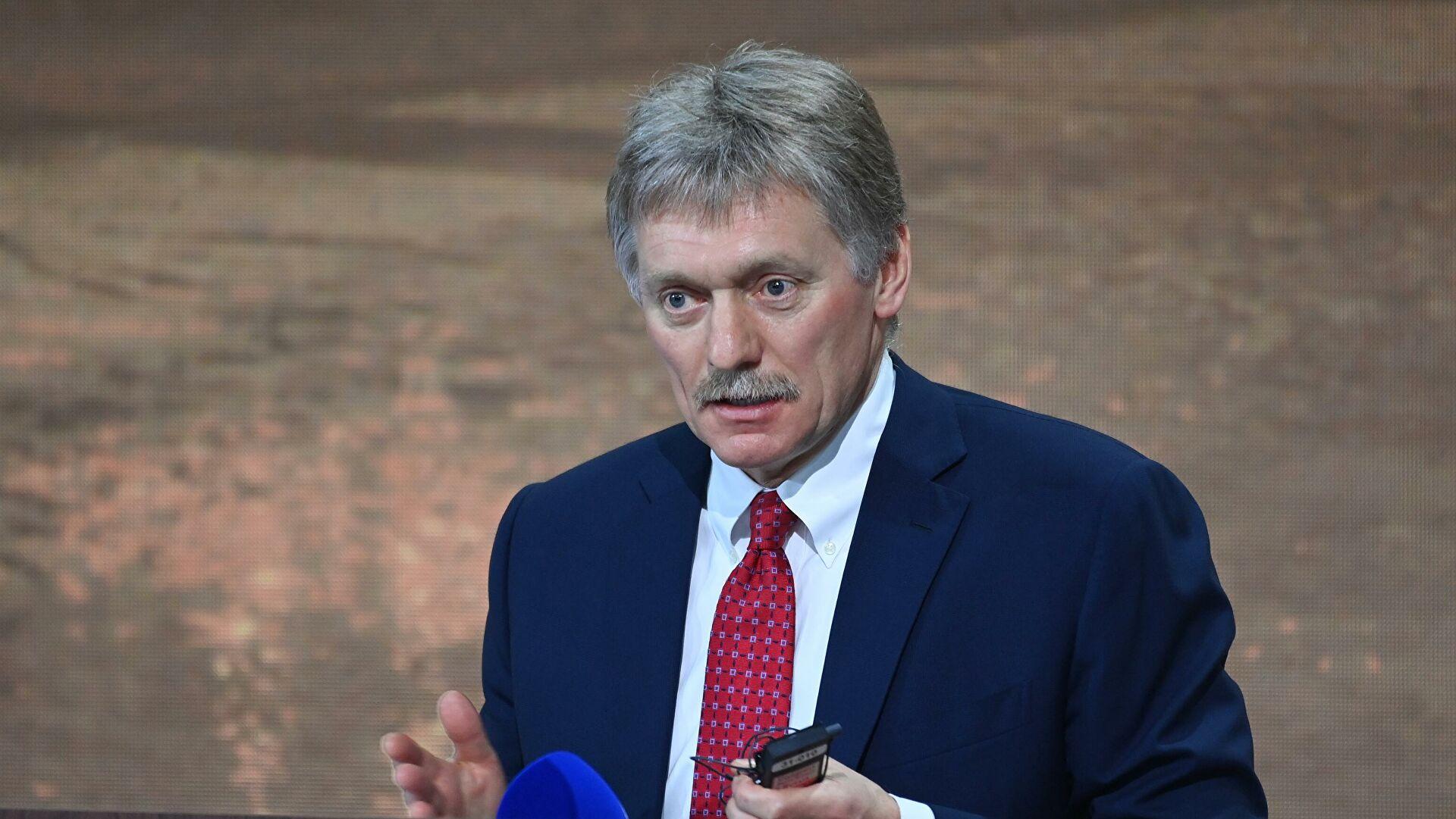 Peskov: Rusija još jednom potvrđuje želju za normalizacijom odnosa sa Ukrajinom