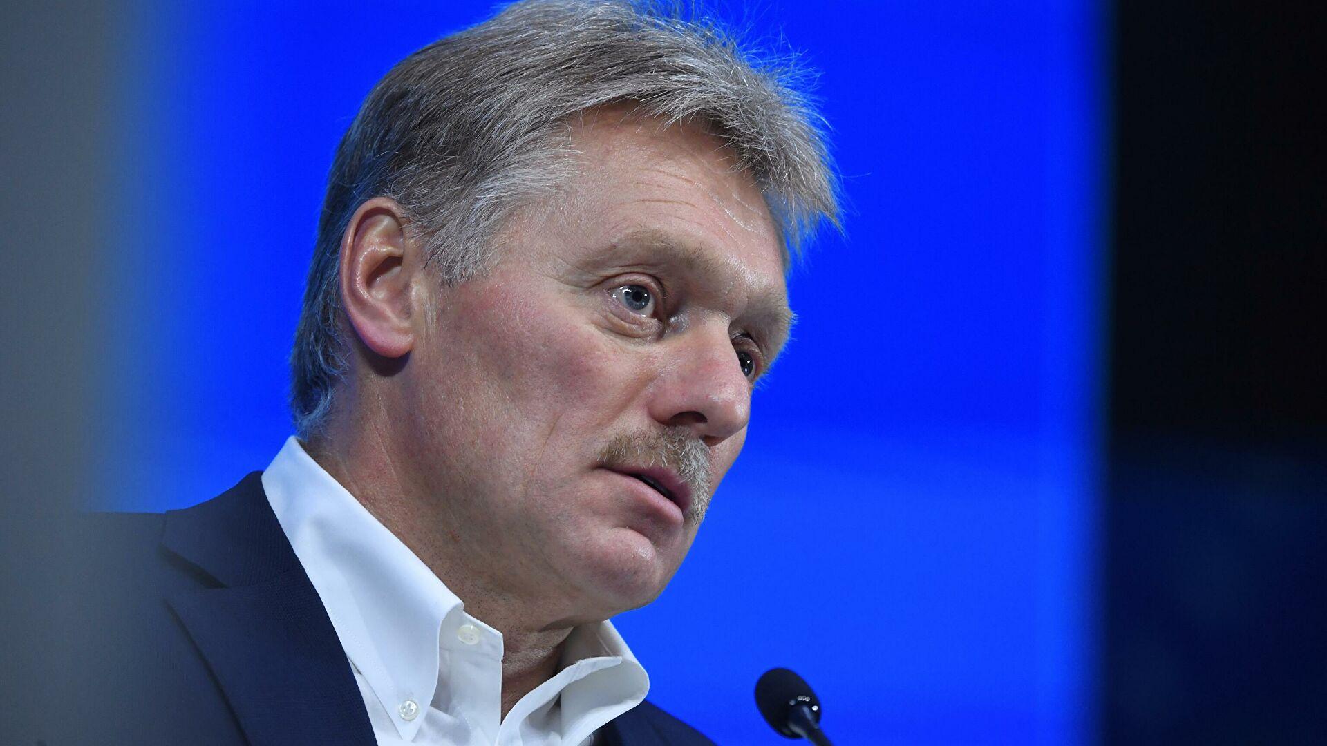 Peskov: U Kijevu dominira rusofobni pristup