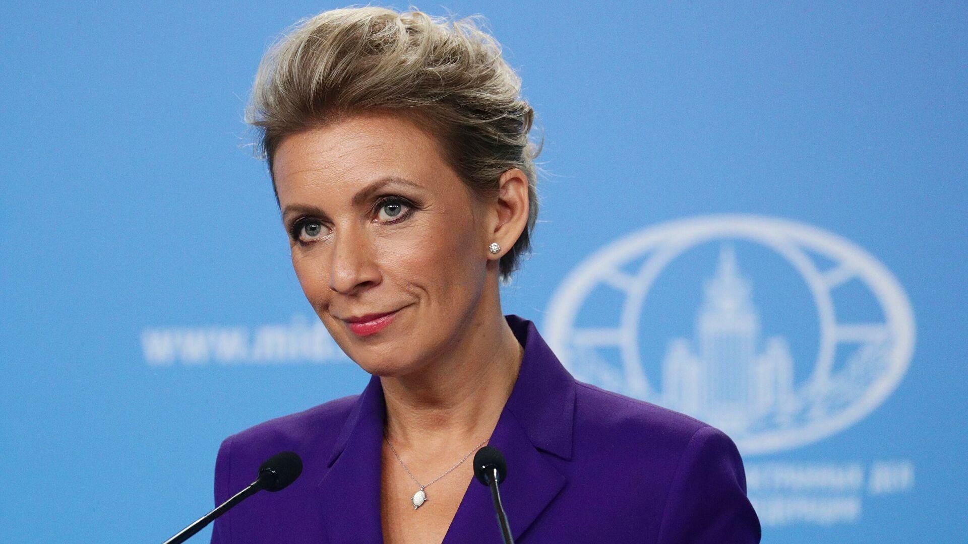 """Zaharova: Na Zapadu postoje čitavi programi """"mekog vrbovanja"""" ruskih državljana"""