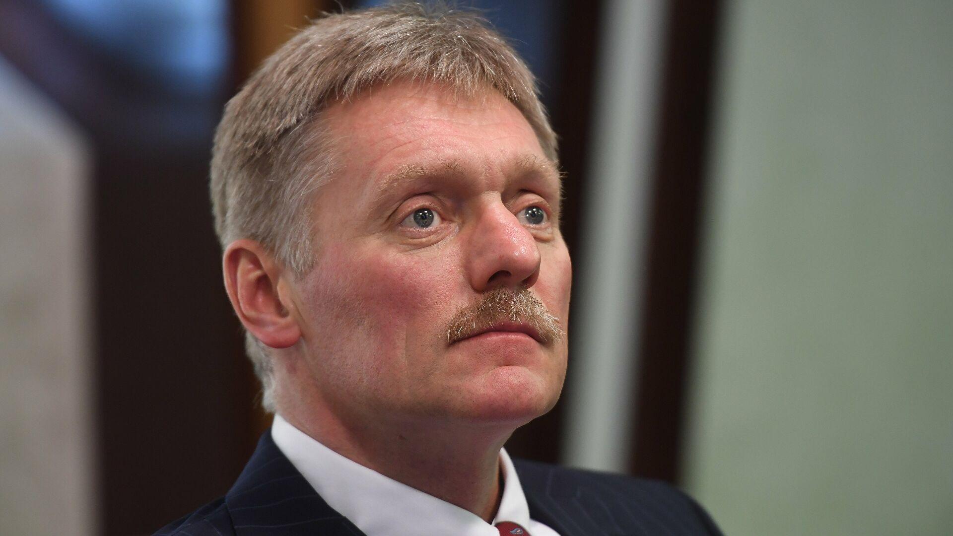 Песков: Жалимо због изјава Зеленског о могућности рата са Русијом
