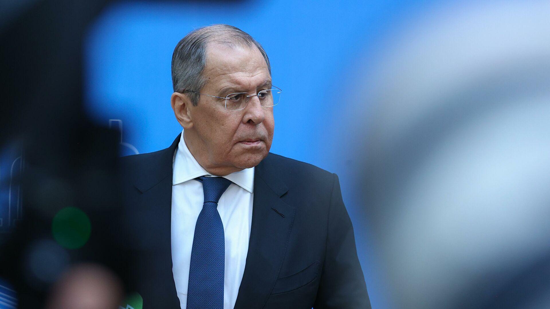 Lavrov: Ruskim medijima na Zapadu praktično objavljen rat