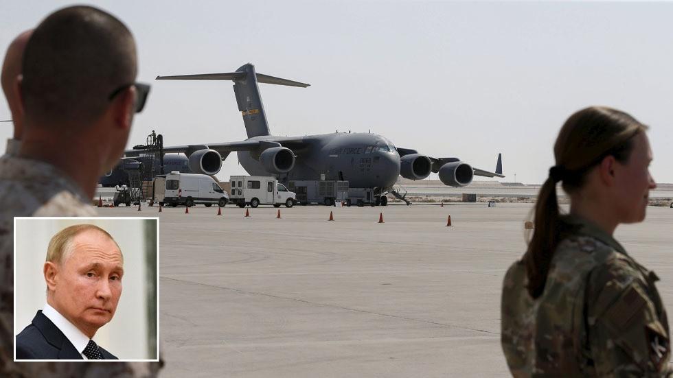 """РТ: Евакуација америчких снага из Авганистана више личила на """"потпуни бег"""" него на """"исхитрено повлачење"""", каже Путин"""