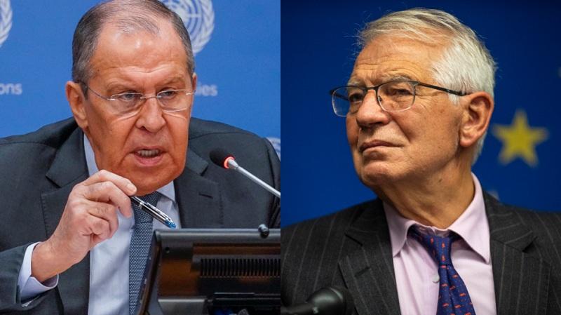 """РТ: Лавров саопштио да му је шеф спољне политике ЕУ рекао да се држи даље од """"наше"""" Африке"""