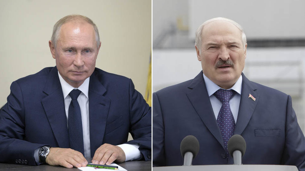 """РТ: Ширење НАТО-а на Украјину """"прешло би црвене линије"""" и приморало Русију и Белорусију да делују, наводи Кремљ након сусрета Путина и Лукашенка"""