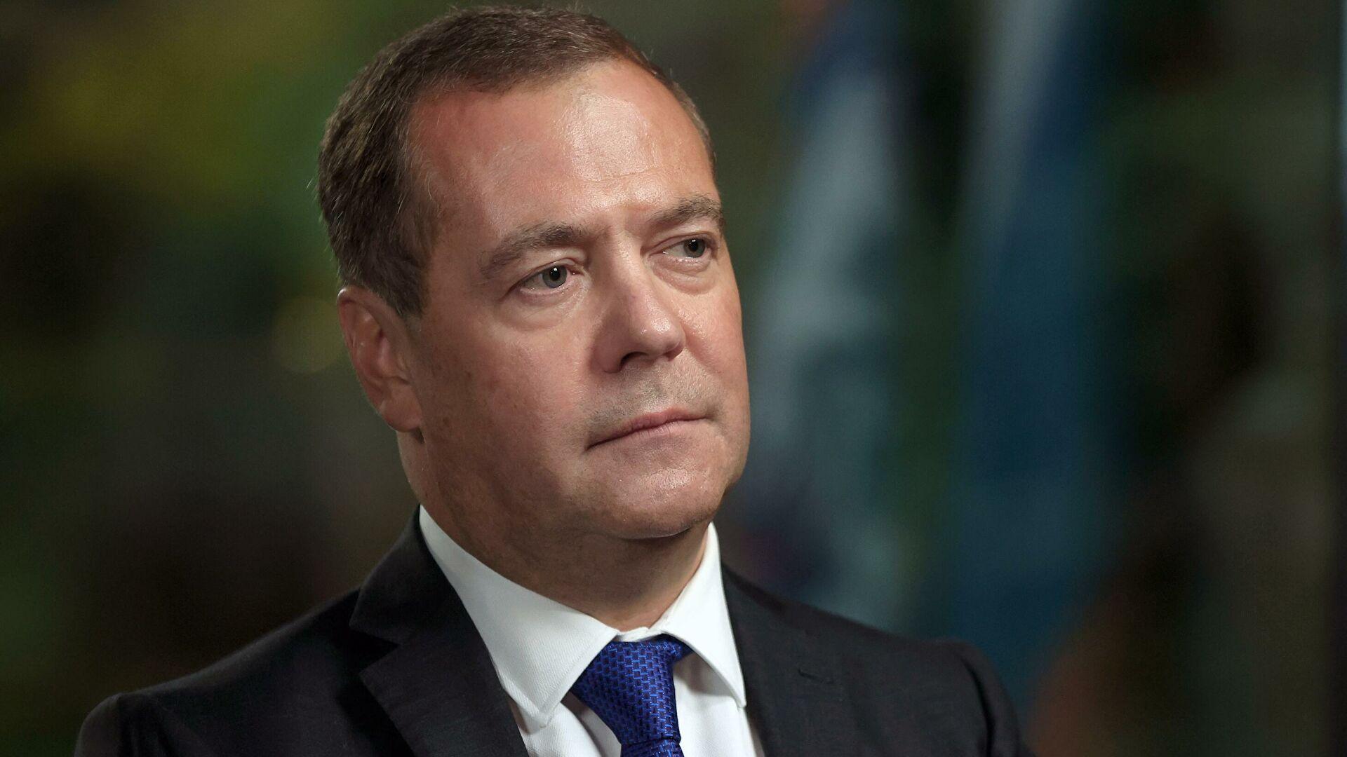 Медведев: САД-у није потребно ништа од Украјине осим сукоба са Русијом