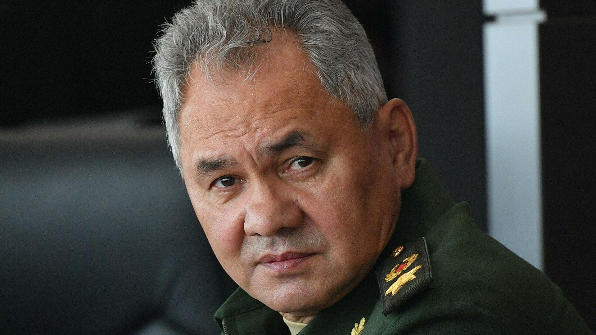 Šojgu: Berlin bi trebalo da zna kako se završava gomilanje snaga ka ruskim granicama