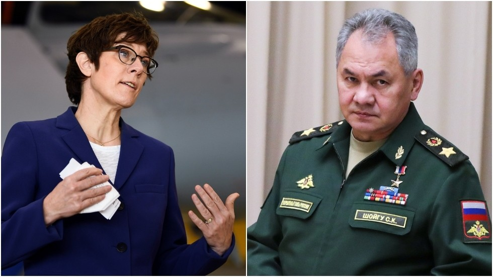 РТ: НАТО није спреман за равноправан дијалог, наводи Шојгу, док Берлин упозорава да је алијанса спремна да одврати Москву нуклеарним оружјем