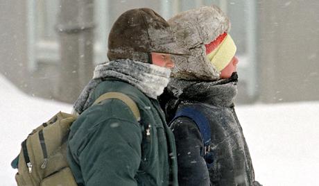 У Јакутији измерен -50 степени мраз