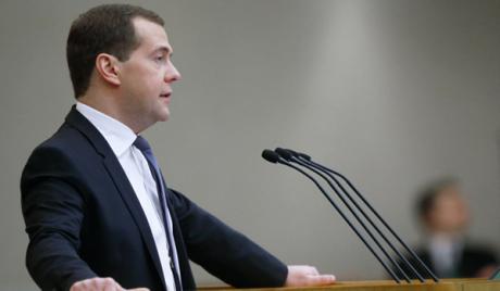 Дмитриј Медведев положио испит пред посланицима