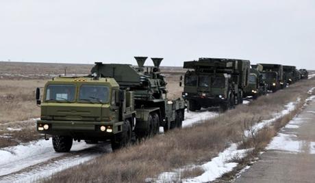 Москва појачала своју одбрану