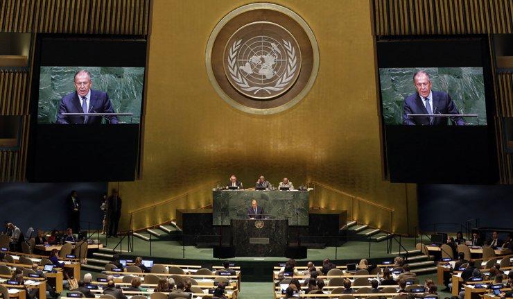 Лавров: Запад и САД не поштују принцип једнакости држава