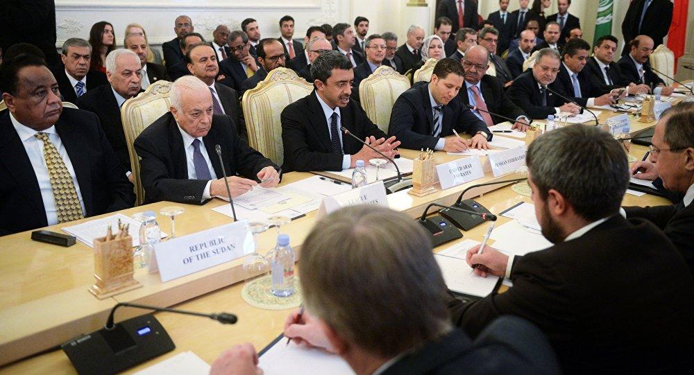 Русија и Арапска лига за широку антитерористичку коалицију