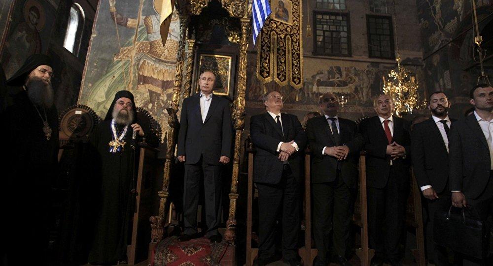 Путин: Света Гора је извор моралних вредности