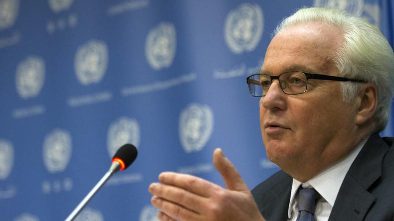 Чуркин: Неће бити резолуције СБ УН о Сирији