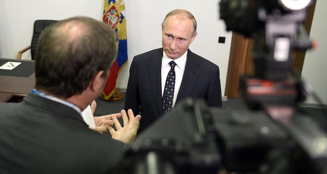 Путин: За ситуацију у Сирији одговорне пре свега САД