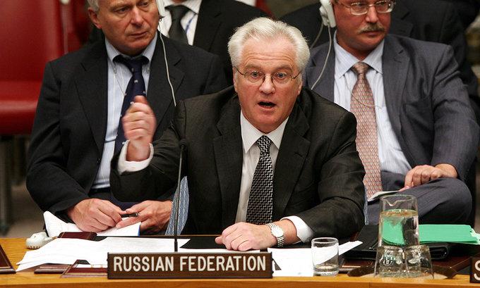 Чуркин: УН би могле бити посредник између Дамаска и опозиције