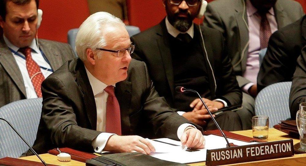 Чуркин: Украјинске власти решење конфликта желе војним путем