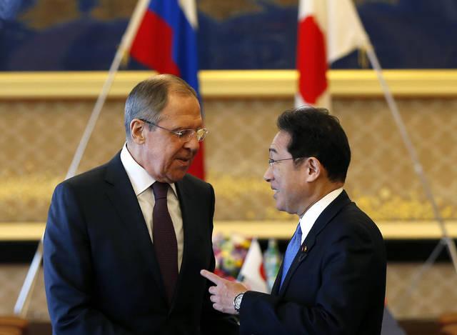 Наставак дијалога шефова дипломатија и одбране Русије и Јапана