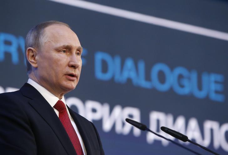 Путин:  Највећи притисак долази из САД