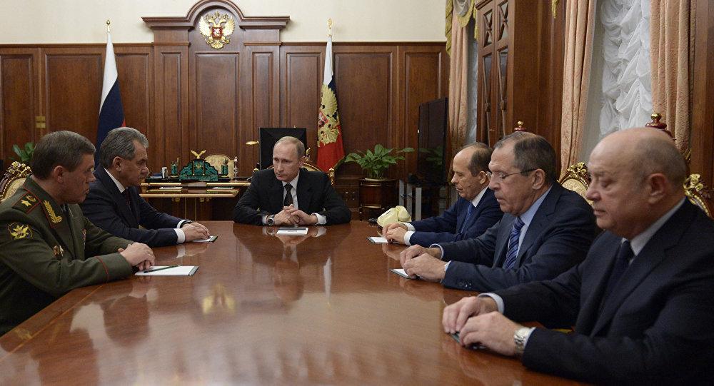 Одржан оперативни састанак Савета безбедности РФ