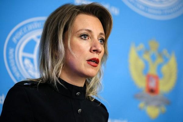Захарова: Пре сваког такмишења које се одржава у Русији чујемо нападе