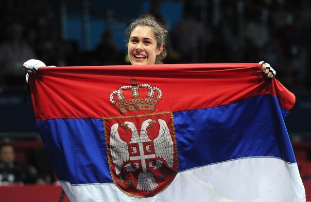 Милица Мандић светски шампион