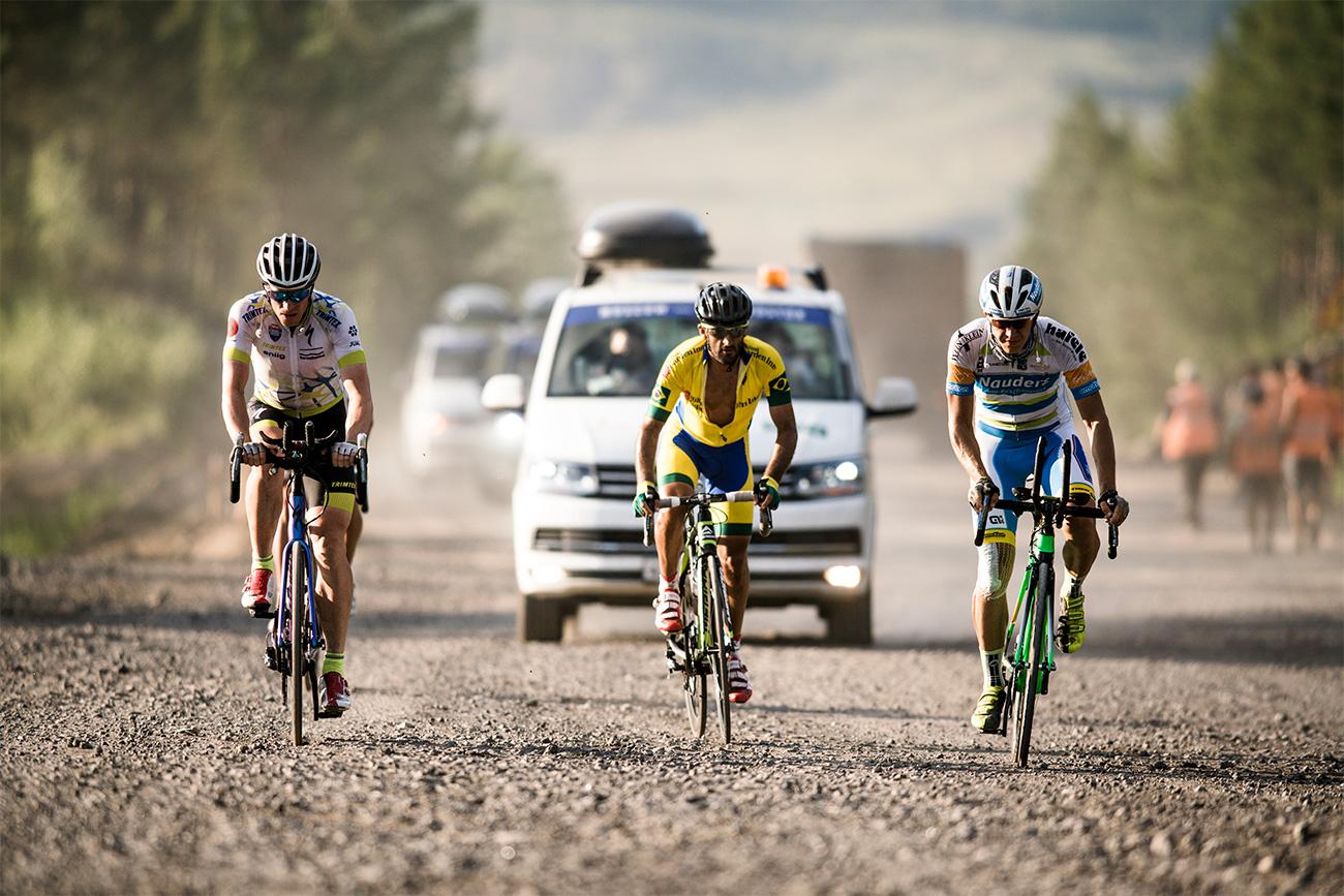 Бициклом од Москве до Владивостока: најдужа бициклистичка трка на свету