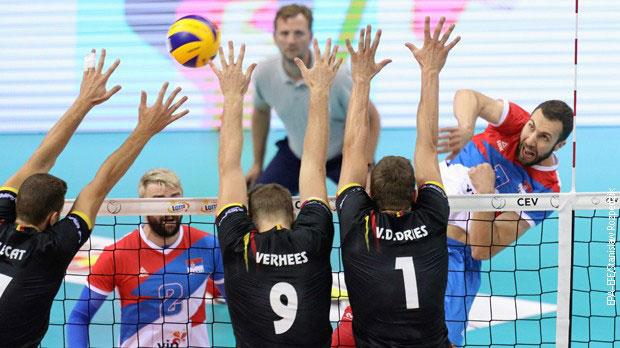Србски одбојкаши освојили бронзу на Европском првенству!