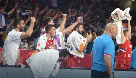 Србија у полуфиналу!