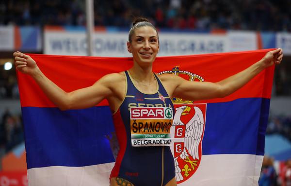 Ивана Шпановић најбоља на свету