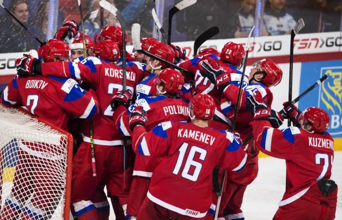 Хокејашка асоцијације подржале руску репрезентацију