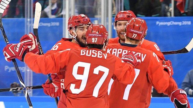 Русија у полуфиналу