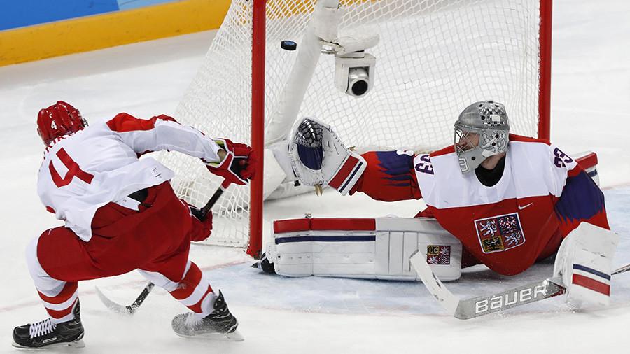 Руски хокејашки у финалу после 20 година