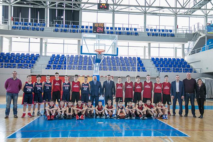 Unapređenje zrenjaninske košarke uz podršku NIS-a