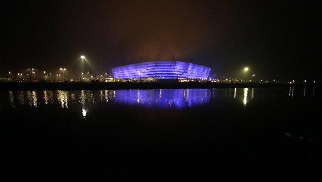 Стадион у Калињинграду спреман за СП 2018