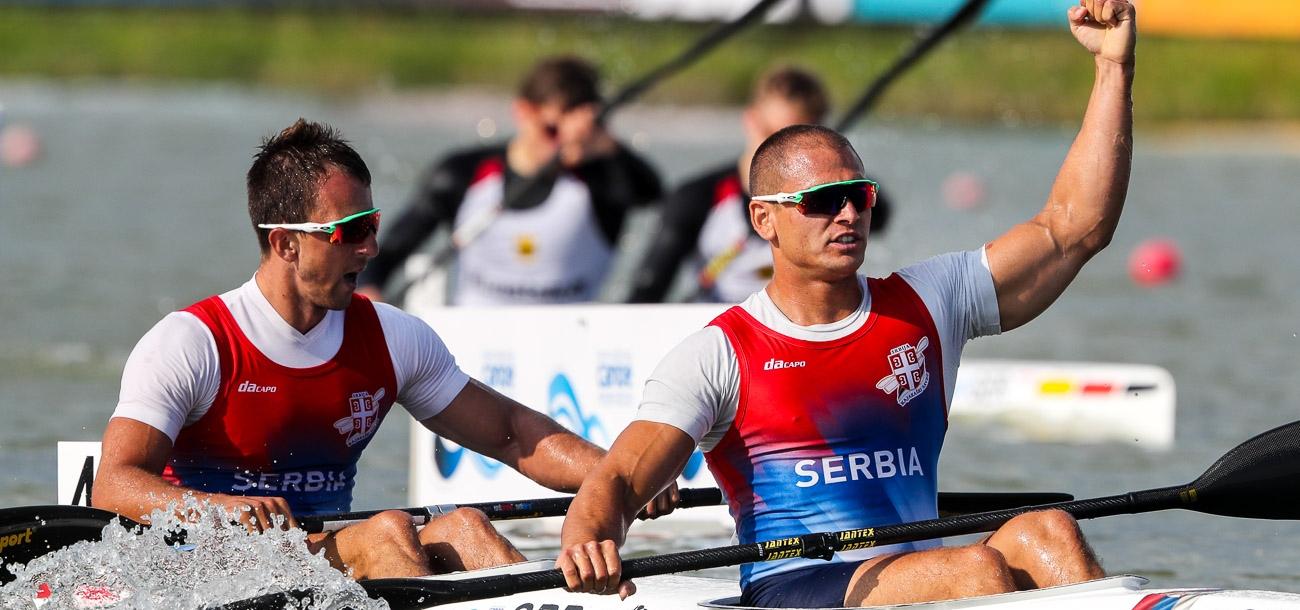 Tomićević i Zorić šampioni Evrope uz svetski rekord!