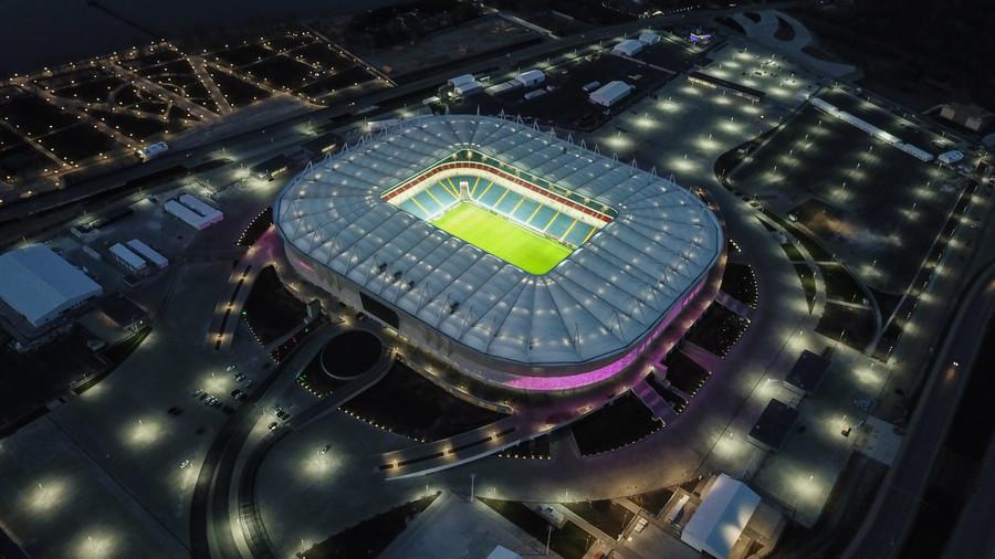РТ: Виртуелни обилазак стадиона Светског првенства 2018