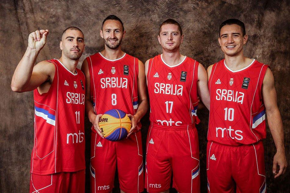 Srbija svetski šampion u basketu!