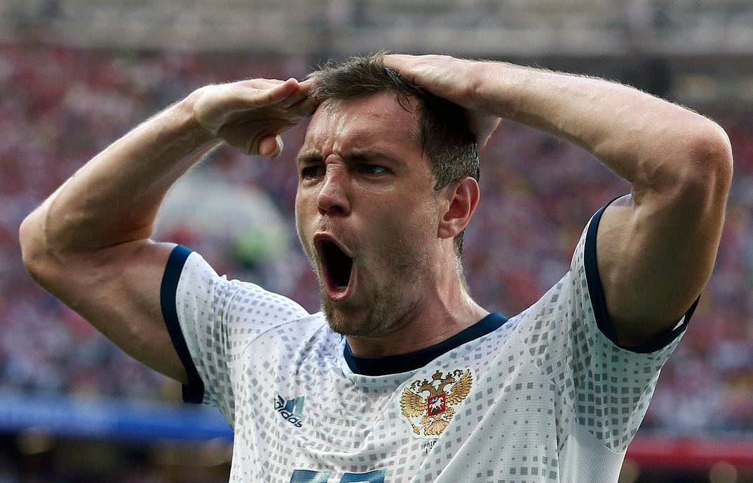 Rusija u četvrtfinalu