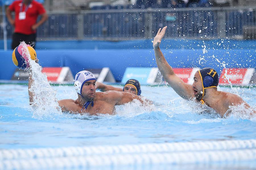 Србија освојила златну медаљу на Медитеранским играма