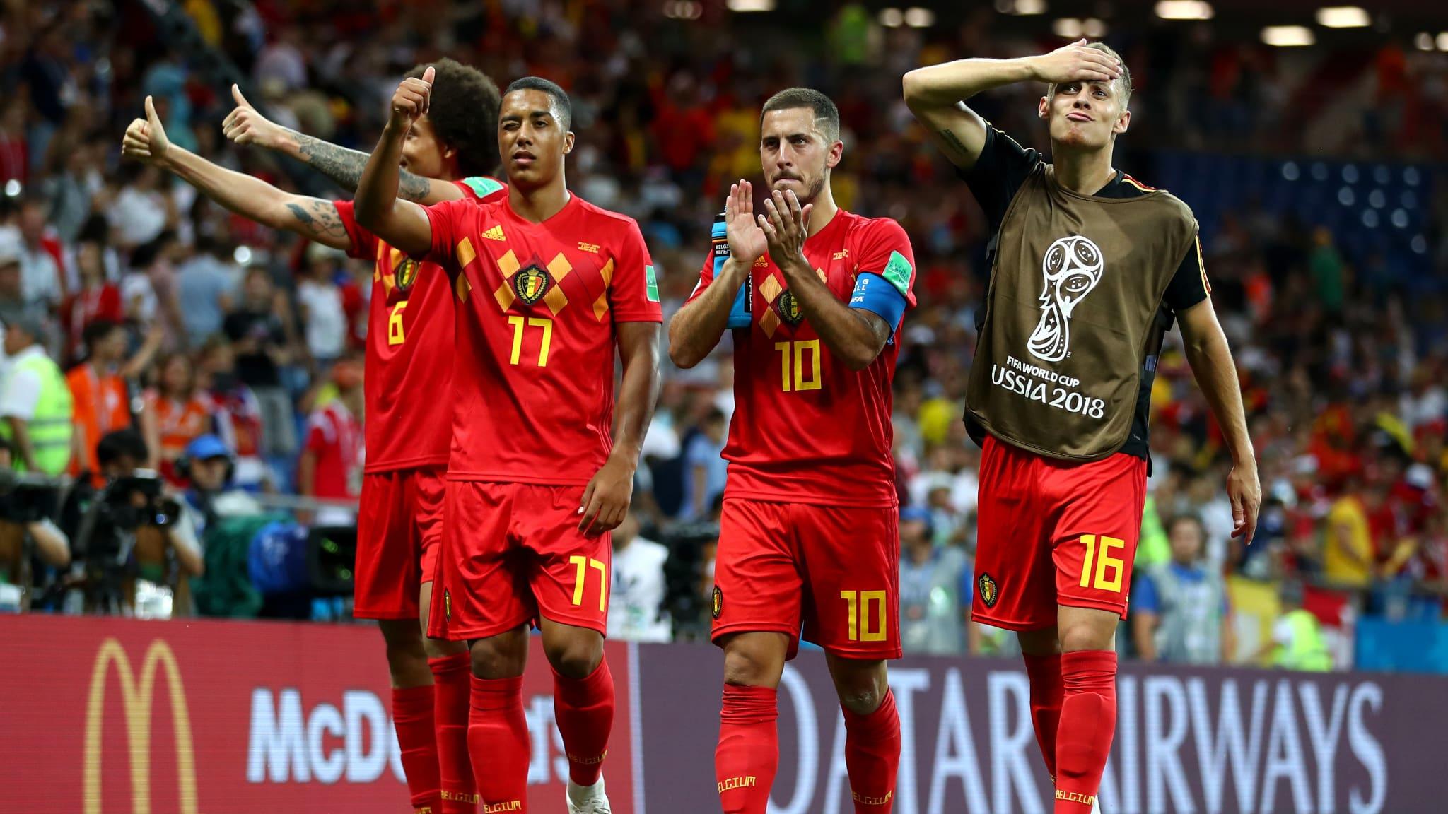 Drama u Rostovu, Belgija u četvrtfinalu